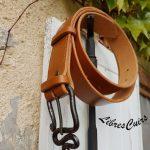 ceinture boucle médiévale