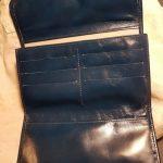 Compagnon bleu canard vue poches CB